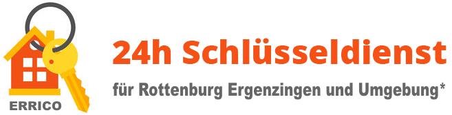 Schlüsseldienst für Rottenburg am Neckar Ergenzingen